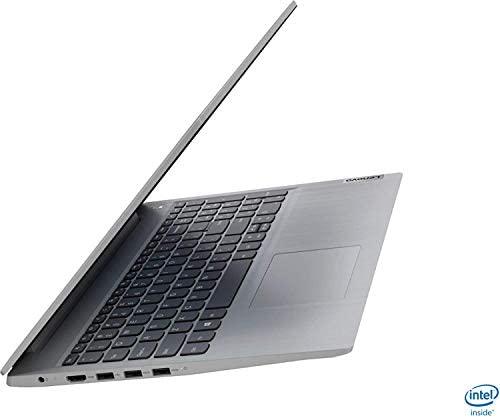 "Lenovo - IdeaPad 3 15"" Laptop - Intel Core i3-1005G1-8GB Memory - 256GB SSD - Platinum Grey - 81WE011UUS 6"