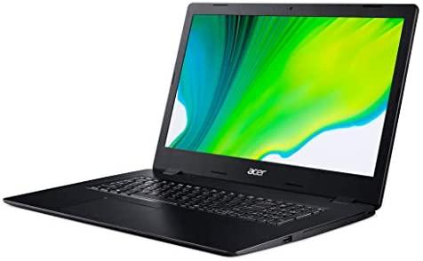 "2021 Flagship Acer Aspire 3 Laptop Computer 17.3"" FHD IPS Display 10th Gen Intel Quad-Core i5-1035G1 (Beats i7-8665U) 12GB DDR4 512GB SSD HDMI WiFi DVD-RW Webcam Win10 + iCarp HDMI Cable 3"