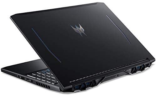 "Acer Predator Helios 300 PH315-53-781R 15.6"" Full HD 144Hz Gaming Pocket book Laptop, Intel Core i7-10750H 2.60GHz, 16GB RAM, 1TB SSD, NVIDIA GeForce RTX 2060 6GB, Home windows 10 House, Black 5"