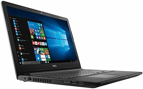 Dell Inspiron 15.6-inch HD Display Laptop PC, Intel Core i3-7130U 2.7GHz Processor, 8GB DDR4, 128GB SSD, Stereo Speakers, WiFi, Bluetooth, MaxxAudio, HDMI, No DVD, Intel HD Graphics 620, Windows 10 2