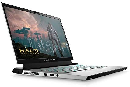 Alienware m15 R4, 15.6 inch FHD Non-Contact Gaming Laptop computer - Intel Core i7-10870H, 16GB DDR4 RAM, 1TB SSD, NVIDIA GeForce RTX 3070 8GB GDDR6, Home windows 10 Dwelling - Lunar Gentle (Newest Mannequin) 2