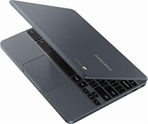 "Samsung Chromebook 3 XE501C13-K01US, Intel Dual-Core Celeron N3060, 11.6"" HD, 2GB DDR3, 16GB eMMC, Night Charcoal 9"
