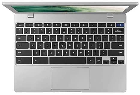 2021 Newest Samsung Chromebook 4 11.6 Inch Laptop, Intel Celeron N4000 up to 2.6 GHz, 4GB LPDDR4 RAM, 32GB eMMC, WiFi, Bluetooth, Webcam, Chrome OS + NexiGo 32GB MicroSD Card Bundle 3