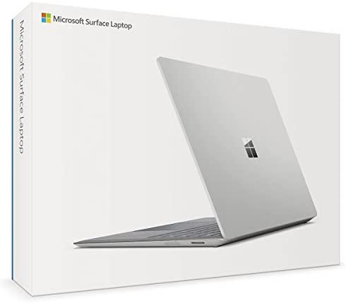 "Microsoft Surface Laptop (1st Gen) D9P-00001 Laptop (Windows 10 S, Intel Core i5, 13.5"" LED-Lit Screen, Storage: 128 GB, RAM: 4 GB) Platinum 5"