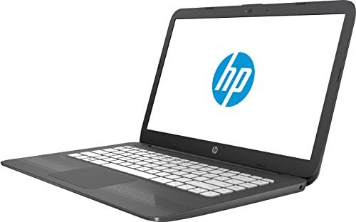 "HP Stream 14-cb012wm, 14"" HD Display, Intel N3060, 4GB RAM, 32GB SDD, Windows 10 Home S Mode, Gray 3"