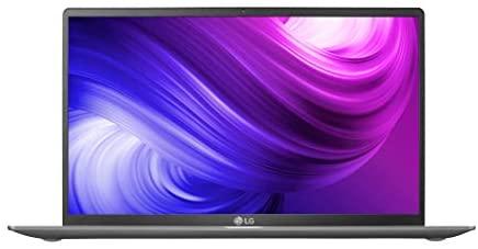LG gram Laptop 15.6Inch IPS Touchscreen, Intel 10th Gen Core i71065G7 CPU, 8GB RAM, 256GB M.2 NVMe SSD, 17 Hours Battery, Thunderbolt 3 15Z90NR.AAS7U1 2020 11