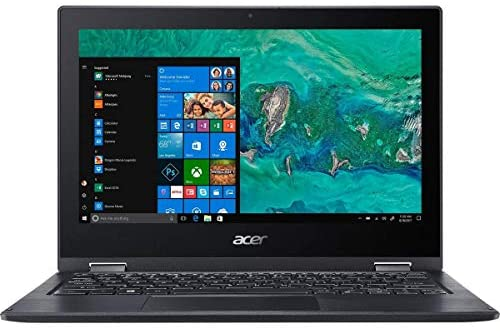 Newest Acer Convertible 2-in-1 UltraBook-11.6in Touchscreen, Intel Celeron Dual-Core N4000 Processor, 4GB Ram 64GB SSD, HDMI, Win10 Home S(Renewed) 2