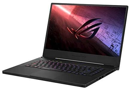 "ASUS ROG Zephyrus S15 Gaming Laptop, 15.6"" 300Hz FHD IPS Type, NVIDIA GeForce RTX 2080S Max-Q, Intel Core i7-10875H, 32GB DDR4, 1TB RAID 0 SSD, Per-Key RGB, Thunderbolt 3, Win10 Pro, GX502LXS-XS79 2"