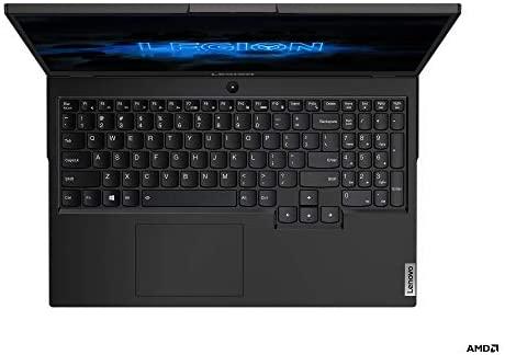"Lenovo Legion 5 Gaming Laptop, 15.6"" FHD (1920x1080) IPS Screen, AMD Ryzen 7 4800H Processor, 16GB DDR4, 512GB SSD, NVIDIA GTX 1660Ti, Windows 10, 82B1000AUS, Phantom Black 11"