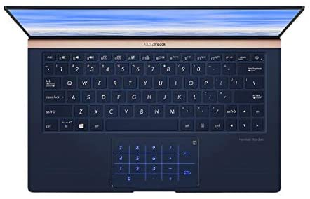 ASUS ZenBook 13 Slim Sturdy Laptop computer 13.3 in FHD Wideview, Intel Core i7-8565U As much as 4.6GHz, 16GB RAM, 512GB PCIe SSD + TPM Safety Chip, Numberpad, Home windows 10 Professional, UX333FA-AB77, Royal Blue (Renewed) 6