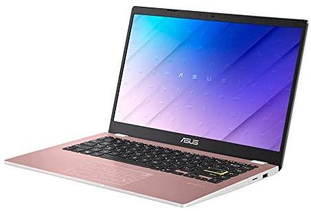 "2021 ASUS 14"" HD Display Laptop Computer, Intel Celeron N4020 Processor, 4GB DDR4 RAM, 128GB eMMC, Stereo Speakers, Intel UHD Graphics, USB-C, HDMI, Windows 10 Home, Pink, 32GB SnowBell USB Card 4"