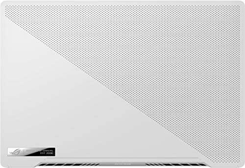 "ASUS ROG Zephyrus G14 14"" VR Ready 120Hz FHD Gaming Laptop,8Core AMD Ryzen 9 4900HS(Beat i7-10750H),16GB RAM,1TB PCIe SSD,Backlight,Wi-Fi 6,USB C,NVIDIA GeForce RTX2060 Max-Q,Win10 (Moonlight White) 5"