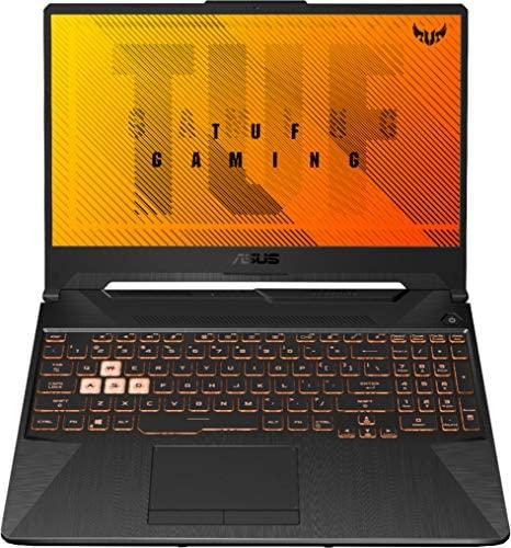 "ASUS TUF F15 Premium Gaming Laptop computer 15.6"" FHD tenth Gen Intel 4-core i5-10300H (> i7-8750H) 8GB DDR4 256GB SSD + 1TB HDD GeForce GTX 1650 Ti 4GB Backlit USB-C Wifi6 Win10 + Delca 16GB Micro SD Card 2"