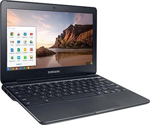 Samsung Chromebook 3 Laptop (XE500C13-K03US) - 11.6in HD, 32GB eMMC Flash, 4GB RAM Black (Renewed) 3