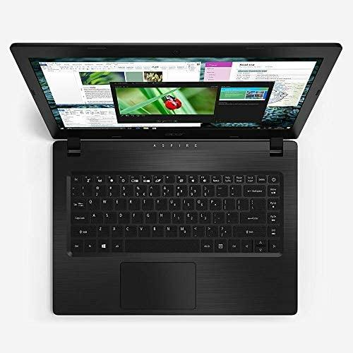 Acer Aspire 1 A114-32 Slim Laptop Intel Processor N4020 4GB DDR4 64GB eMMC 14in Full HD LED Windows 10 in S Mode HDMI Webcam (Renewed) 6