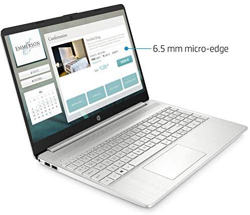 "2021 Newest HP Pavilion Laptop, 15.6"" HD Display, AMD Athlon Gold 3150U Processor Up to 3.3GHz, Webcam, HDMI, Compact Design, Long Battery Life, Win 10 + Oydisen Cloth (8GB RAM   256GB SSD) 2"