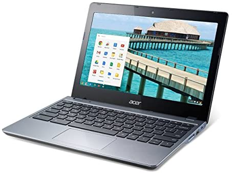 Acer C720 Chromebook (11.6-Inch, 2GB) Discontinued by Producer (Renewed) 4
