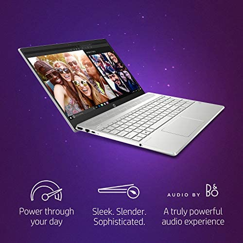 HP Pavilion 15-CS Intel i5-1035G1 12GB 512GB SSD 15.6-Inch Full HD WLED Touch Screen Laptop 7