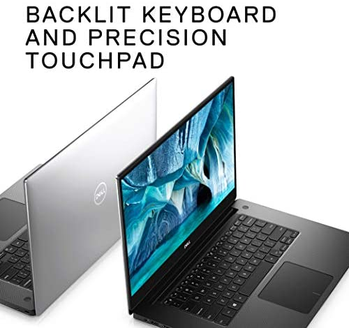 Dell XPS 15 7590 Laptop 15.6 inch, 4K UHD OLED InfinityEdge, 9th Gen Intel Core i7-9750H, NVIDIA GeForce GTX 1650 4GB GDDR5, 256GB SSD, 16GB RAM, Windows 10 Home, XPS7590-7572SLV-PUS, 15-15.99 inches 6