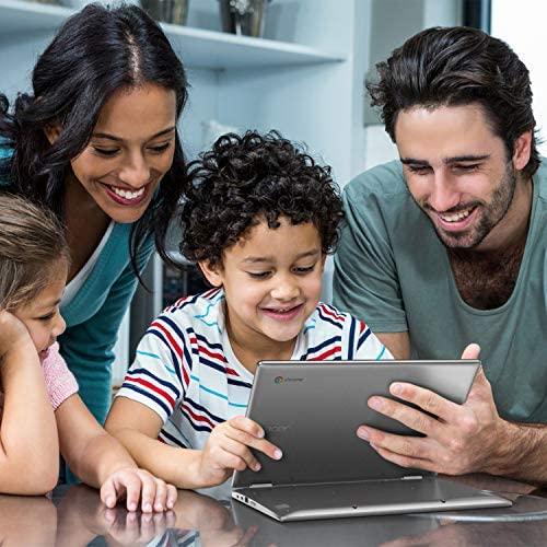 "Acer Chromebook Spin 311 Convertible Laptop, Intel Celeron N4020, 11.6"" HD Touch, 4GB LPDDR4, 32GB eMMC, Gigabit Wi-Fi 5, Bluetooth 5.0, Google Chrome, CP311-2H-C679 3"