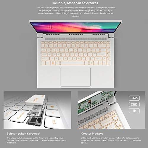 "Acer ConceptD 3 Ezel CC314-72G-72SX Convertible Creator Laptop, Intel i7-10750H, GeForce GTX 1650 Max-Q, 14"" FHD, Gorilla Glass, Pantone Validated, 100% sRGB, 16GB, 512GB NVMe SSD, Wacom AES 1.0 Pen 10"