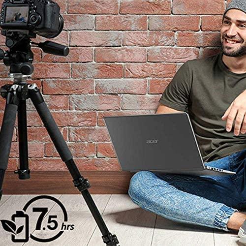 "Acer Aspire 5 Slim Laptop, 15.6"" Full HD IPS Display, AMD Ryzen 5 3500U, Vega 8 Graphics, 8GB DDR4, 256GB SSD, Backlit Keyboard, Windows 10 Home, A515-43-R5RE, Silver 5"