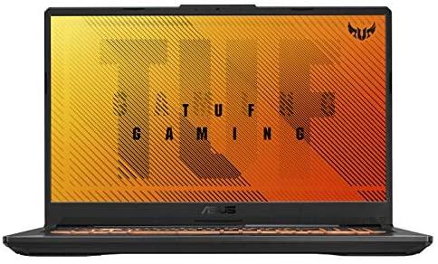 "ASUS TUF Gaming F17 Gaming Laptop, 17.3"" FHD IPS-Type Display, Intel Core i5-10300H, GeForce GTX 1650 Ti, 8GB DDR4, 512GB PCIe SSD, RGB Keyboard, Windows 10, Bonfire Black, FX706LI-RS53 2"