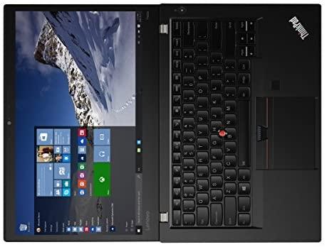 Lenovo ThinkPad T460s (20F9-0038US) Intel Core i5-6300U, 8GB RAM, 256GB SSD, Win10 Pro64 (Renewed) 3