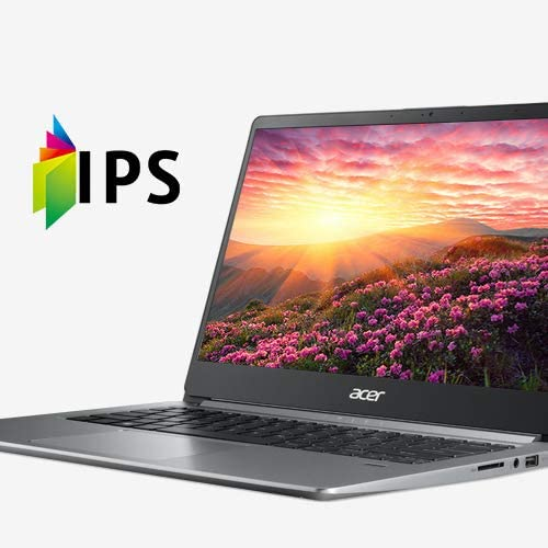 Acer Laptop Swift 1 14.0in Full HD Intel Pentium N5000 4GB RAM 64GB eMMC Win 10 (Renewed) 8