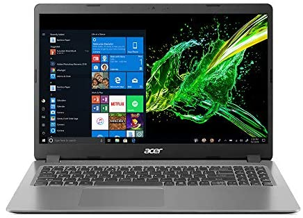 "2021 Acer Aspire 3 15.6"" FHD Laptop Computer, 10th Gen Intel Quad-Core i5-1035G1, 20GB DDR4 RAM, 1TB PCIe SSD, Intel UHD Graphics, Built-in Webcam, HDMI, Windows 10, Black, 32GB SnowBell USB Card 2"