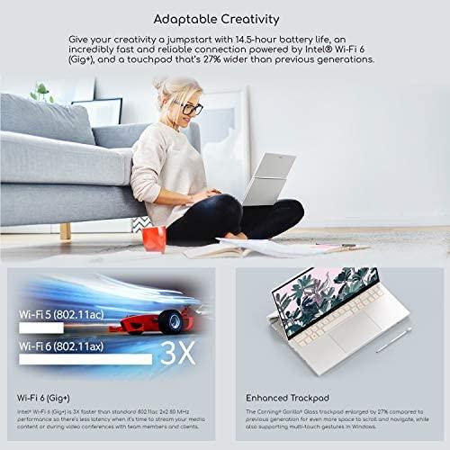 "Acer ConceptD 3 Ezel CC314-72G-72SX Convertible Creator Laptop, Intel i7-10750H, GeForce GTX 1650 Max-Q, 14"" FHD, Gorilla Glass, Pantone Validated, 100% sRGB, 16GB, 512GB NVMe SSD, Wacom AES 1.0 Pen 8"