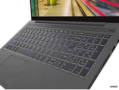 "Lenovo IdeaPad 5 15.6"" Laptop Ryzen 7-4700U 16GB RAM 512GB SSD Graphite Grey - AMD Ryzen 7-4700U Octa-core - 1920 x 1080 Full HD Resolution - AMD Radeon Graphics 6"