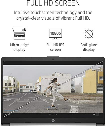 2021 Newest HP 15.6 FHD IPS Flagship Laptop, 11th Gen Intel 4-Core i5-1135G7(Up to 4.2GHz, Beat i7-1060G7), 16GB RAM, 512GB PCIe SSD, Iris Xe Graphics, Fast Charge, WiFi, Lightweight,w/GM Accessories 6
