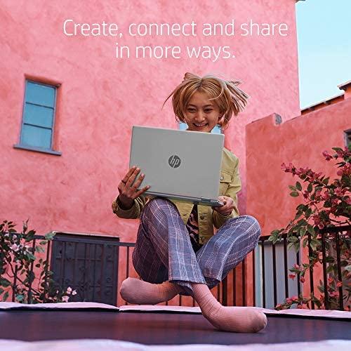 "HP Pavilion x360 14 2-in-1 Laptop, 10th Generation Intel Core i5-10210U Processor, 8 GB Ram, 512 GB SSD Storage, 14"" Full HD Touch Screen, Windows 10 Home, Backlit Keyboard (14-dh1021nr, 2020) 9"
