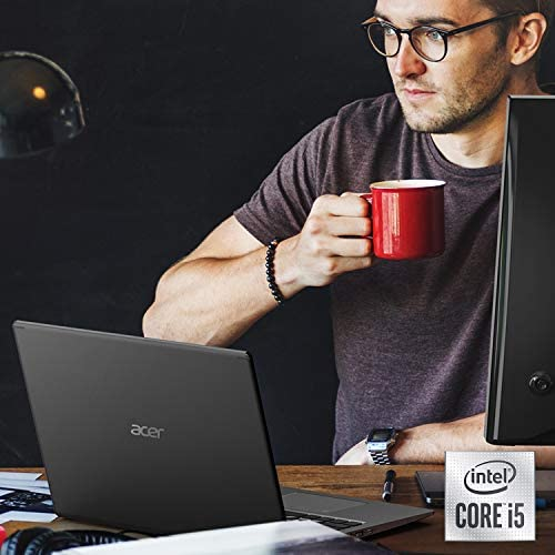 "Acer Aspire 5 A515-55-56VK, 15.6"" Full HD IPS Display, 10th Gen Intel Core i5-1035G1, 8GB DDR4, 256GB NVMe SSD, Intel Wireless WiFi 6 AX201, Fingerprint Reader, Backlit Keyboard, Windows 10 Home 2"