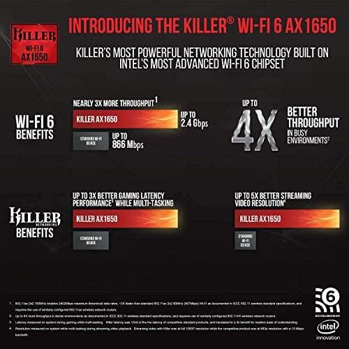 "Acer Predator Triton 500 PT515-52-73L3 Gaming Laptop, Intel i7-10750H, NVIDIA GeForce RTX 2070 SUPER, 15.6"" FHD NVIDIA G-SYNC Display, 300Hz, 16GB Dual-Channel DDR4, 512GB NVMe SSD, RGB Backlit KB 8"
