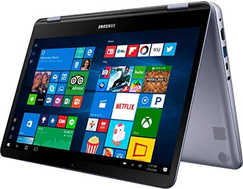 """Samsung - Notebook 7 Spin 2-in-1 13.3"""" Touch-Screen Laptop - Intel Core i5 - 8GB Memory - 512GB Solid State Drive - Stealth Silver (Renewed) 4"""