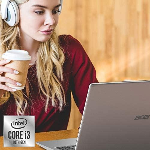 "Acer Aspire 5 A515-55-378V, 15.6"" Full HD Display, 10th Gen Intel Core i3-1005G1 Processor (Up to 3.4GHz), 4GB DDR4, 128GB NVMe SSD, WiFi 6, HD Webcam, Backlit Keyboard, Windows 10 in S Mode 2"