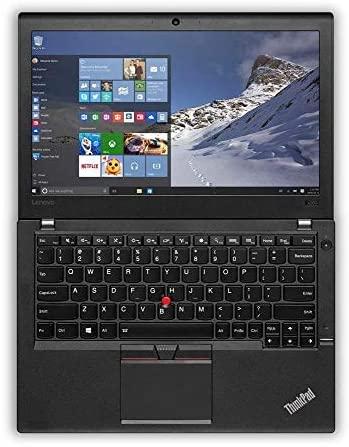 Lenovo ThinkPad X260 Business Laptop, 12.5 inches IPS Display / Intel Core i5-6300U 2.4Ghz (up to 3.00 GHz) / 256GB SSD / 16GB DDR4 / Windows 10 Pro / WiFi / Bluetooth (Renewed) 5
