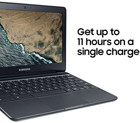 "Samsung Chromebook 3, 11.6"", 4GB RAM, 16GB eMMC, Chromebook (XE500C13) 6"