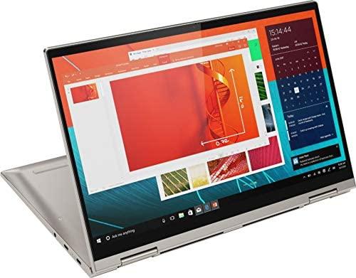 "2021 Newest Lenovo Yoga C740 2-in-1 Laptop 14"" FHD IPS Touchscreen Intel 4-Core i5-10210U 8GB DDR4 256GB PCIe SSD Backlit Keyboard Fingerprint USB Type-C Mica Windows 10 Home w/ RE 32GB USB 3.0 Drive 9"