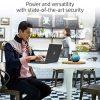 Newest HP Envy X360 2in1 Laptop, 15.6'' FHD Touchscreen, AMD Ryzen 5 4500U(Beat i7-7500U), 16GB RAM, 512GB SSD, Backlit Keyboard, Fingerprint Reader, Fast Charge, Webcam, Win10, w/Gm 3in1 Accessories 7