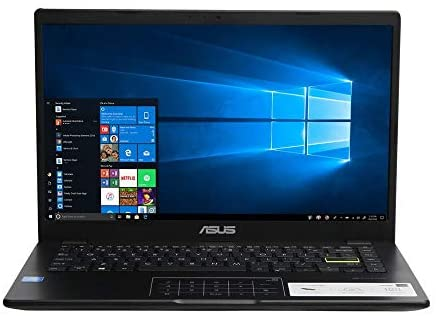 ASUS E410 Intel Celeron 4GB 128GB eMMC 14-inch Full HD LED Display Win 10 S Laptop 1