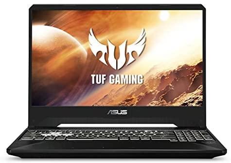 "ASUS Tuf (2019) Gaming Laptop, 15.6"" Full HD IPS-Type, AMD Ryzen 7 R7-3750H, GeForce RTX 2060, 16GB DDR4, 512GB PCIe SSD, Gigabit Wi-Fi 5, Windows 10 Home, FX505DV-PB74 1"