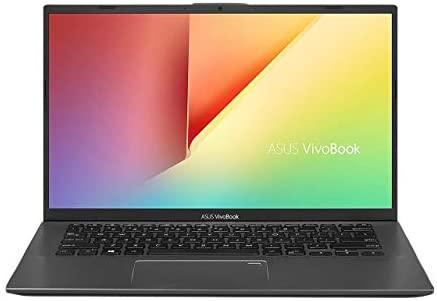 "ASUS VivoBook F412DA 14"" Laptop - AMD Ryzen 5 - 1080p 8GB DDR4 RAM 256GB SATA Solid State Drive Backlit Chiclet Keyboard 1"