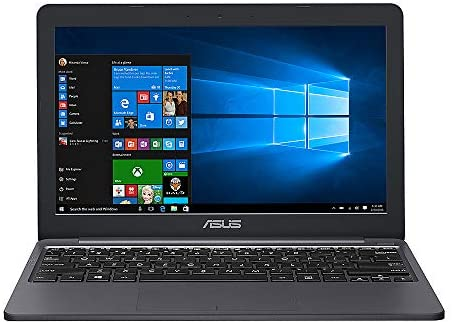 ASUS VivoBook L203NA-DS04, Intel Celeron N3350, 4GB DDR4 RAM, 64GB eMMC Flash Storage, Windows 10 Home in S Mode 1