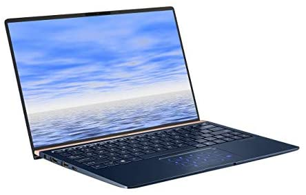 ASUS ZenBook 13 Slim Sturdy Laptop computer 13.3 in FHD Wideview, Intel Core i7-8565U As much as 4.6GHz, 16GB RAM, 512GB PCIe SSD + TPM Safety Chip, Numberpad, Home windows 10 Professional, UX333FA-AB77, Royal Blue (Renewed) 1