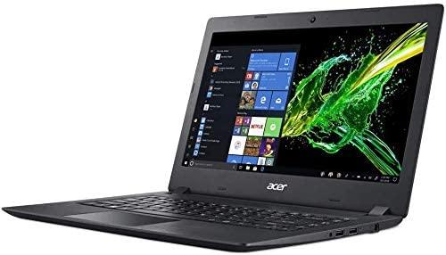 Acer Aspire 3 14-Inch Premium Laptop - AMD A9-9420e 1.8GHz up to 2.7GHz, AMD Radeon R5, 4GB DDR4 RAM, 128GB SSD, HDMI, WiFi, Bluetooth, Webcam, Windows 10 Home, Black (Renewed) 1