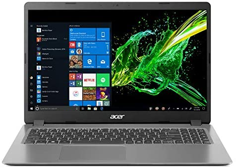 "Acer Aspire 3 15.6"" Full HD IPS LED-Backlit Laptop | 10th Gen Intel Core i5-1035G1 | 20GB DDR4 | 1TB SSD | WiFi | HDMI | Windows 10 Home | Gray 1"