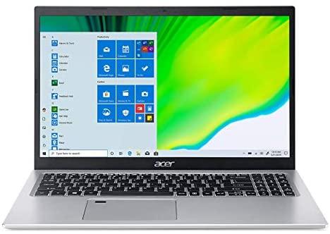 "Acer Aspire 5 A515-56-50RS, 15.6"" Full HD IPS Display, 11th Gen Intel Core i5-1135G7, Intel Iris Xe Graphics, 8GB DDR4, 256GB NVMe SSD, WiFi 6, Fingerprint Reader, Backlit Keyboard 1"